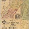 Map of Washington County, New York