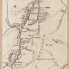 A map of the country between Crown Point and Albany with the situation of Ticonderoga: being the present theatre of war of the British forces under the command of Genl. Carleton