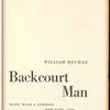 Backcourt Man