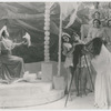"""Scene from the theatrical production """"Four Saints in Three Acts,"""" in Hartford, Connecticut, 1934"""