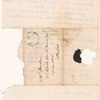 Letter to his daughter Elizabeth Schuyler Hamilton