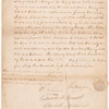 Last will and testament of Samuel B. Malcom