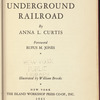 Stories of the Underground Railroad
