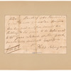 Receipt signed by Philip Schuyler