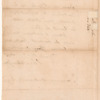 Letter to Jeremiah Wadsworth from Philip Schuyler