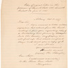 Letter from Philip Schuyler to General [John Morin] Scott