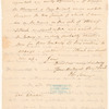 Letter from Philip Schuyler to General James Clinton