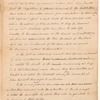 Draft statement by Philip Schuyler answering objections to recent canal legislation