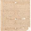 Indenture between Philip Schuyler and Frederick Coonly