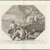 Venezia nel Trono, Hercole, e Nettuno che porge alcune perle con amore