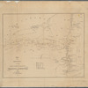 Map of the meetings constituting New-York Yearly Meeting of Friends, 1821
