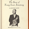 Trumpeter's Tale: the story of young Louis Armstrong