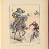 Cheval de chair et de fer contre cheval d'acier, opp. p. 4