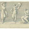 Ancient Greek and Roman dancing in prints