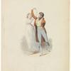 La folie du jour, Directoire: d'après Boilly, 1798