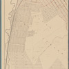 Map of Mount Vernon and environs, Westchester Co., N.Y. showing lot numbers, subdivisions of lots and property lines, also location of sewers, gas and water mains