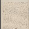FMB an Lea, 1. Februar 1834