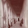 Corridor in bath house Aguas Calientes