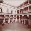 Interior court of Hotel Iturbide