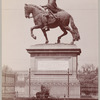 Unknown equestrian statue