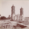 The cathedral at Pueblo