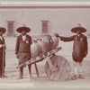 Native water cart, San Luis Potosi