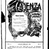 The Cadenza, Vol. 4, no. 3