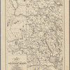 Map of Western Maine: for Osgood's White-mountain guide book