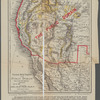 Precious metal regions of the public domain west of the 100° meridian (approximate) June 30, 1883