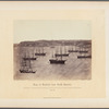 Panorama of North Island, Chincha Islands, with part of fleet waiting for guano. No. 2