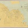 Map of Bar Harbor, Maine, 1895