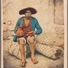 Yndio del pueblo de Quiquijana (Departo. del Cuzco)