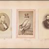 Unidentified portraits