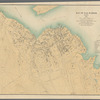 Map of Bar Harbor, Maine, 1896