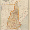 Railroad map of New Hampshire: accompanying report of the railroad commissioners, 1892
