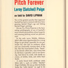 Maybe I'll Pitch Forever: a great baseball player tells the hilarious story behind the legend