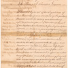 Warrant to Philip Schuyler to raise a company of soldiers, 1755 May 5