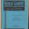 Complete course in modern harmony, composition and orchestration: for dance band, radio and motion pictures