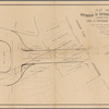 Plan of extension of Devonshire Street: connecting Otis & Winthrop Places