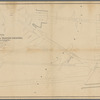 Plan of Charles River and Warren bridges with the vicinity: by order of commissioners appointed under legislative resolve of 1853, Chapter 93