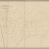 Plan of real estate at Harrison Square and Commercial Point: belonging to John Preston