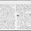 Trollope, [Thomas Adolphus]. ALS to