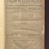 B'nai B'rith messenger, Vol. 48, no. 1