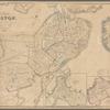 Plan of Boston: corrected under the direction of Elisha T. Wilson, Justin Jones, Stephen N. Stockwell, alderman, Com. Council, Committee on Printing, of 1861