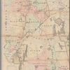 Driving and cycling chart of south eastern Massachusetts, 1885