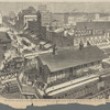 New York City --The heart of the retail trade on the East Side: Grand Street Station, on the New York elevated railroad