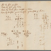 Description in the deed to Mr. Dawson as summarized by F.M