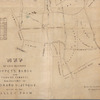 Three maps of the property known as Valley Farm, Yonkers, N.Y.,  1863 -1871