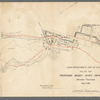 Plan of proposed Muddy River improvement, showing contours: July 23, 1881