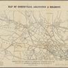 Map of Somerville, Arlington & Belmont: engraved for the Somerville, Arlington & Belmont directory
